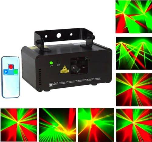 Мини портативный лазер для дома, кафе, бара, ресторана, клуба Комсомольск-на-Амуре
