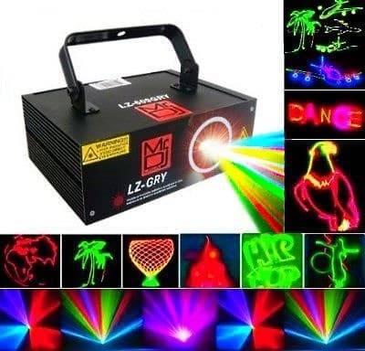 Программируемый лазерный проектор для рекламы, лазерного шоу и бизнеса Комсомольск-на-Амуре